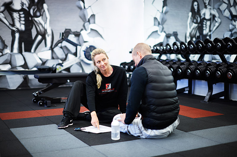 personal trainer price